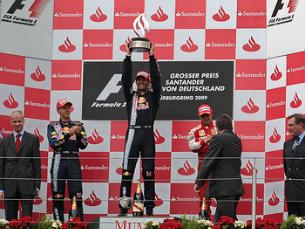 O troféu vencedor será entregue aos pilotos que subirem ao pódio nos Grandes Prémios de Fórmula 1 Foto: Marc Oliver John/Flickr