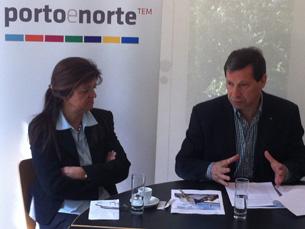 A Entidade Regional de Turismo do Porto e Norte de Portugal acredita ter bons resultados em 2012 Foto: Daniela Espírito Santo