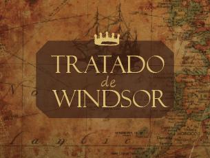O Tratado de Windsor 628 anos depois Ilustração: Rita Salomé Esteves