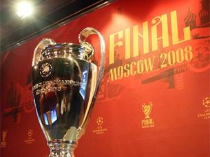Manchester United e Chelsea vão lutar pelo troféu mais desejado da Europa Foto: UEFA