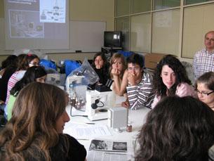 A Universidade Júnior é vista como muitos como uma oportunidade para dar a conhecer os cursos Foto: Sofia Isabel Rodrigues