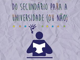 Vontade de entrar na universidade baixou quase oito pontos percentuais desde 2008 Ilustração: Ana Bárbara Matos