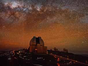 """A exposição """"Universo Deslumbrante"""" está presente no Planetário até 24 de novembro Foto: Filipa Neves"""