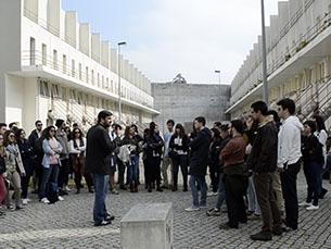 O I ENEA contou com a presença de 150 estudantes, de várias zonas do país Foto: Inês Graça