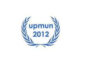 A edição deste ano do UPMUN é em português e decorre na reitoria da Universidade do Porto Foto: DR