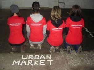 O Urban Market já vai na terceira edição e decorre no Hotel Carris Porto Ribeira Foto: DR