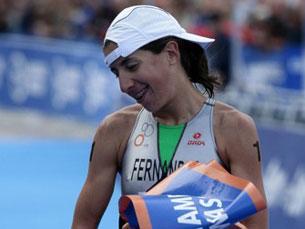 Vanessa é apontada como favorita para os Jogos Olímpicos de 2008 Foto: DR