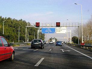 Portagens em SCUT já em 2010 Foto: DR