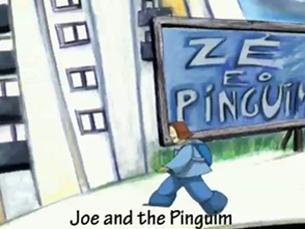 """Animação """"Joe and the Pinguin"""" é um dos filmes disponíveis no blogue de Francisco Lança Foto: DR"""