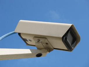 Videovigilância continua na Ribeira Foto: SXC