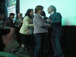 Ministro entregou 596 certificados Foto: Susana Sousa