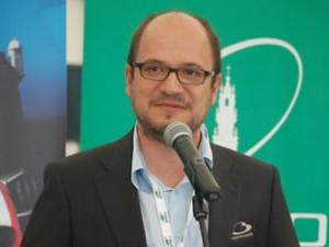 Vladimiro Feliz é, também, vereador do Turismo, Inovação e Lazer da CMP Foto: Liliana Pinho/Arquivo JPN