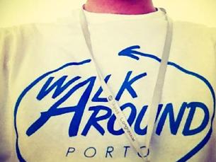 O Walk Around Porto está sempre a procura de novos voluntários, que estejam interessados em ser guias Foto: DR