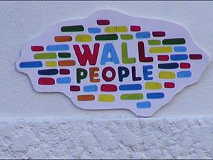 O Wallpeople decorreu em 45 cidades de todo o mundo Foto: Fábio Silva