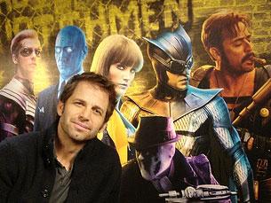 Zach Snyder assina mais uma adaptação comic