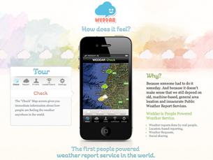 A app surgiu há apenas 3 semanas e já possui mais de 50 mil downloads Foto: DR