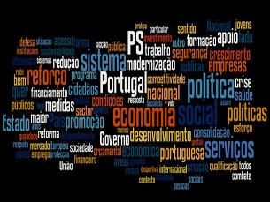 PS tenta manter o status quo e defender as opções da sua governação Foto: DR