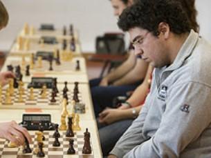 Ruben Pereira é o novo campeão universitário Foto: IPP