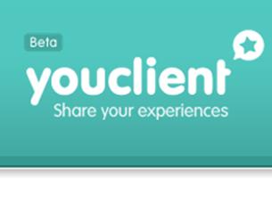 Através do YouClient o utilizador pode partilhar as suas experiências sobre locais e serviços Foto: DR