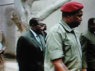 Mugabe vai concorrer em segunda volta das eleições presidenciais Foto: Sokwanele