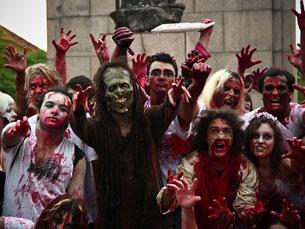 """A bolsa """"Apocalipse Zombie"""" quer ajudar todos os que quiserem sobreviver aos mortos"""