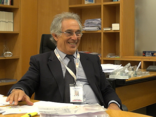 """Sobrinho Simões vai discutir a """"nova Medicina"""" na primeira sessão do Clube dos Pensadores do ano Foto: JPN"""
