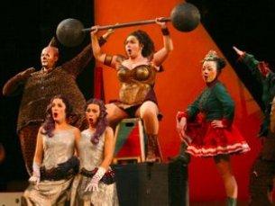 """Tirésias é a primeira peça do projeto """"Escolas no Teatro"""" deste ano Foto: DR"""