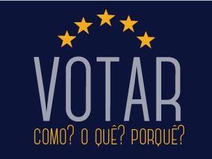 Em Portugal, as eleições têm data marcada para 25 de maio Ilustração: Fabiana Queirós de Oliveira