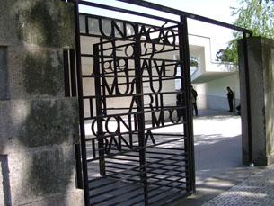 A exposição surge no contexto do 25.º aniversário da Fundação e do 15.º aniversário do Museu de Serralves Foto: Arquivo JPN