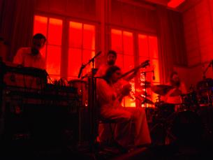 Os HHY & The Macumbas atuam no Palco Super Bock, no dia 6 de junho Foto: DR