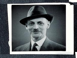 Otto Frank sobreviveu, em lados opostos, às duas Guerras Mundiais Foto: annefrankguide.net