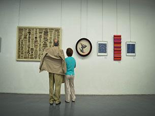 A exposição na Fábrica Social está aberta até 14 de junho Foto: Inês Graça