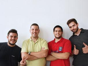Os tutoriais são feitos por John Sousa, José Alberto Silva, Diogo Cró e José Diogo Camacho Foto: Lastbyte Tutorials