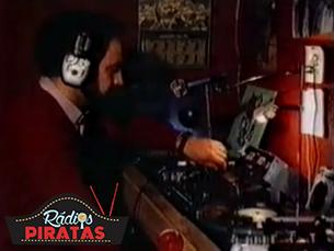 A Rádio Imprevisto, que ficou para sempre pirata, marcou a história da rádio em Portugal Foto: DR