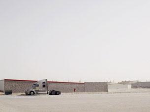 """Paul Seawright, autor da fotografia que ilustra o artigo, vai ser um dos convidados da conferência internacional """"Na Superfície"""" Foto: Paul Seawright"""