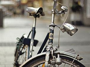 No Porto também se anda sobre duas rodas Foto: Robin Geschonneck/Flickr