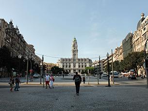 """O número 66/68 da Avenida dos Aliados vai ser a casa para discutir o """"temporário"""" na cidade do Porto Foto: Jeroen Mul / Flickr"""