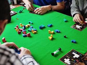 Cerca de 500 pessoas são esperadas no oitavo encontro nacional de jogos de tabuleiro do Porto Foto: