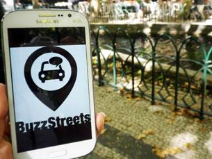 Porto e Lisboa serão as únicas cidades portuguesas que poderão contar com o BuzzStreets Foto: DR