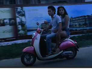 Cambodja 2099, de Davy Chou, foi considerado pelo júri o melhor filme em competição internacional Foto: DR