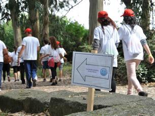 A caminhada solidária do G.A.S. Porto acontece este domingo, às 10h, no Parque da Cidade Foto: DR/G.A.S. Porto