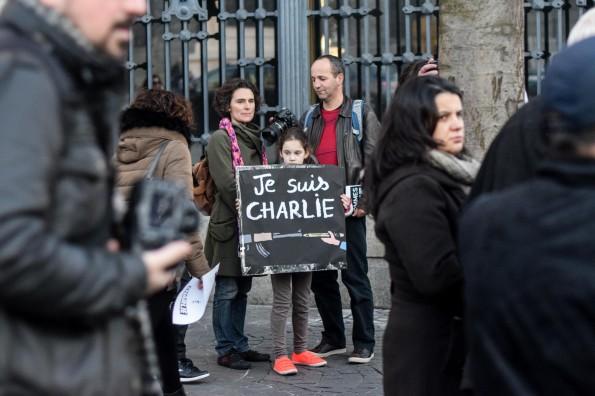 Charlie Hebdo Porto