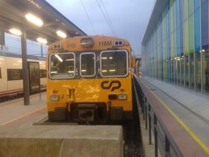 """O """"Celta"""" tem uma média de 26 passageiros por viagem Foto: Septem Trionis/ Flickr"""