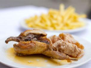 A Alfândega do Porto vai ser, durante três dias, o núcleo da gastronomia mais conhecida da cidade Foto: DR