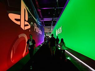 A E3 trouxe milhares ao Los Angeles Convention Center Foto: DR