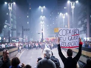 Na copa, foram gastos 25,6 mil milhões de reais Foto: Gianluca Ramalho Misiti / Flickr