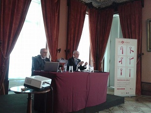 A apresentação do projeto decorreu no centro de conferências do Palácio da Bolsa Foto: Anabela Mendes