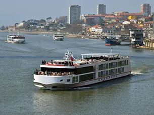 A DouroAzul foi fundada em 1993 e conta, atualmente, com uma frota de 10 navios