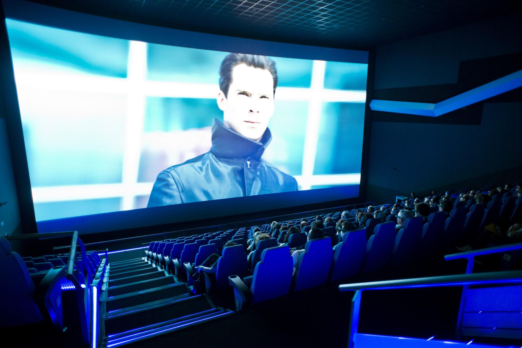 Ecrã IMAX