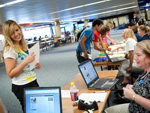 Entusiasmo, iniciativa e bom desempenho académico é o que é pedido aos participantes Foto: Jeremy Wilburn/Flickr